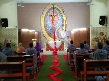 Titular Feast day of the Congregation