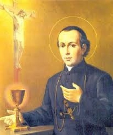 St.Gasper Del Bufalo - Co-Founder of Adoders India