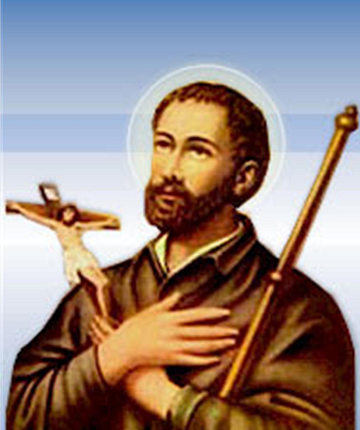 St.Francis Xavier - Patron Saint of Adoders India