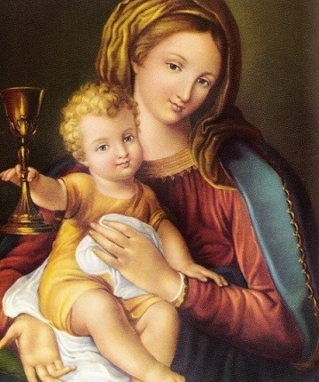 Our Lady of Precious Blood